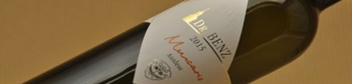 Muscaris Auslese 2015